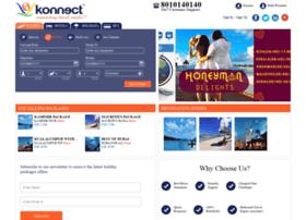 vkonnectholidays.com