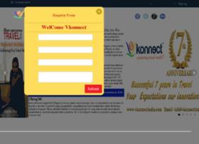 vkonnectindia.com