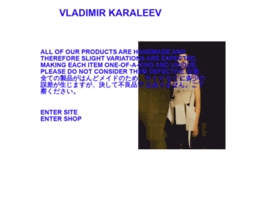 vladimirkaraleev.com