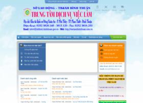 vlbinhthuan.vieclamvietnam.gov.vn
