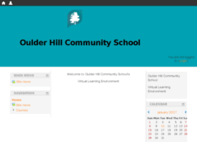 vle.oulderhill.com