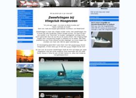 vliegclubhoogeveen.nl