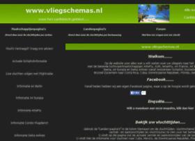 vliegschemas.nl