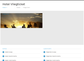 vliegtickets.hotelvliegticket.nl