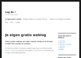 vloerlampen.logze.nl