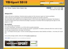 vm-tipset2010.se