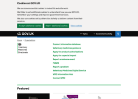 vmd.defra.gov.uk