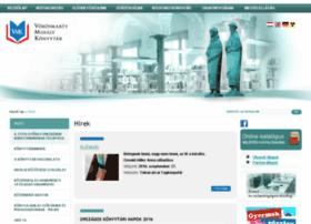 www.vmmk.hu Visit site