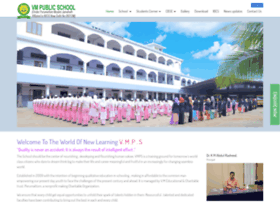 vmpublicschool.org