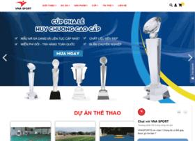 vnasports.com