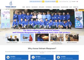vnmanpower.com