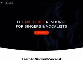 vocalist.org.uk