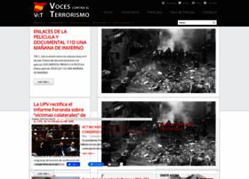 vocescontraelterrorismo.org