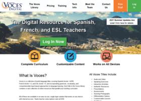 vocesetextbooks.com