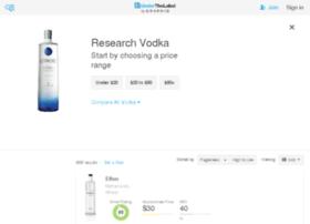 vodka.underthelabel.com