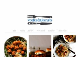 vodkaandbiscuits.com