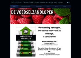 voedselzandloper.com