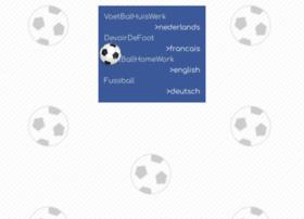 voetbalhuiswerk.be
