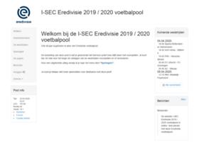 voetbalpool-isec.nl