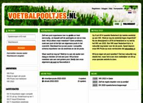 voetbalpooltjes.nl