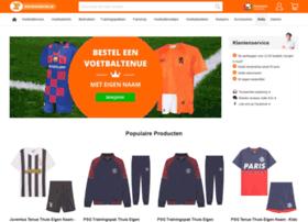 voetbalshirtje.nl