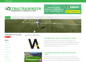 voetbaltrainingen.net