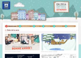 voeux2012.labanquepostale.fr