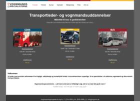 vognmandsspecialisterne.dk