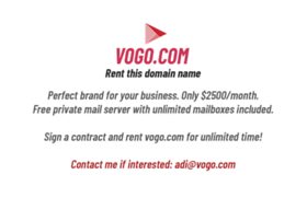 vogo.com