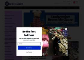 Voguefabricsstore.com