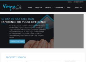 voguepropertyconsultants.com.au