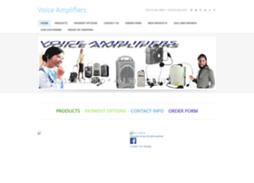 voiceamplifiers.weebly.com