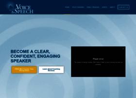 voiceandspeech.com