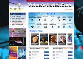 voiceartistes.com