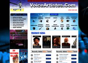 voiceartistes.com
