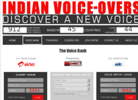 voicebank.indian-voice-overs.com