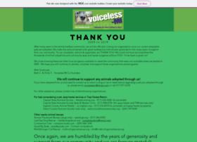 voiceless-mi.org