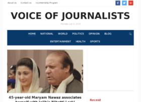 voiceofjournalists.com