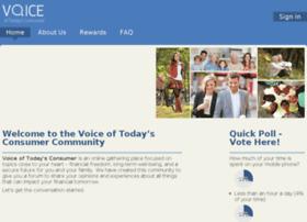 voiceoftodaysconsumer.com