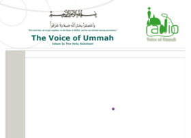 voiceofummah.org