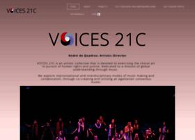 voices21c.org
