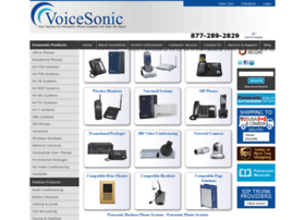voicesonic.com