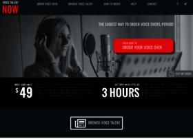 voicetalentnow.com