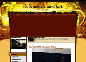 voixdesaintlact.chiens-de-france.com