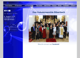 vokalensemble-biberbach.at