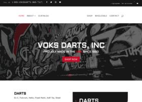 voksdarts.com