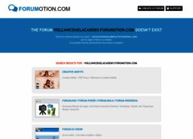 volcanicduelacademy.forumotion.com