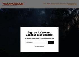 volcanoes.com