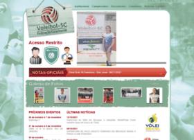 voleibol-sc.com.br