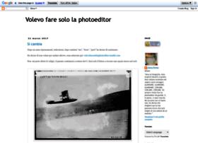 volevofaresololaphotoeditor.blogspot.it